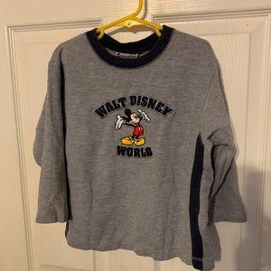 Boys Disney Mickey shirt